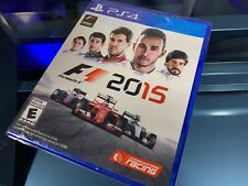 NEW & SEALED F1 2015 Formula One for PS4 PlayStation 4