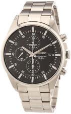 Relojes de pulsera Seiko Chrono de acero inoxidable