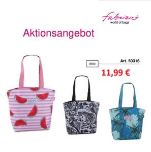 Damen Strand Bade Sommer Tasche   Strandtasche Shopper Saunatasche XL   50316