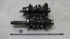 1985 Kawasaki Eliminator ZL900 ZL 900 KM212B. Engine transmission gears set