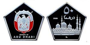 Abu Dhabi 50 dirham 2020