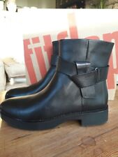 FitFlop Knot Ankle Boots size uk 5 (38) new with box