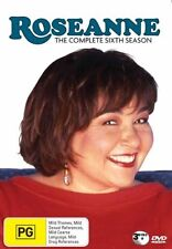 Roseanne : Season 6 (DVD, 2008, 3-Disc Set)