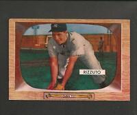 1955 Bowman # 10 Phil Rizzuto EX