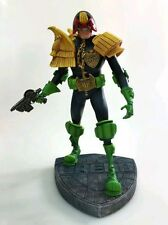Judge Dredd With Badge Base Statue - Together Plus