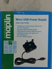 Maplin 5V Micro USB Power Supply