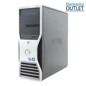 Dell Precision Intel Xeon Quad 64GB 24GB 16GB RAM 2TB 1TB 512GB 256GB SSD Win 10