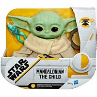 Child Mandalorian Baby Yoda 7-inch Talking Plush Figure - IN HAND READY TO SHIP