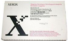 NEW GENUINE XEROX DOCUCOLOR 12 DEVELOPER MAGENTA 5R618