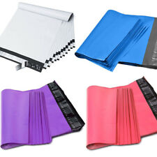 500 Bags 10x13 Poly Mailers Shipping Envelopes Mailing Bags Self Sealing 25 Mil
