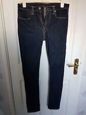 LEVIS 519 W33 L34 Extreme Skinny Stretch Jeans-utilisé
