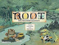 Leder Games: Root The Riverfolk Expansion