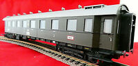 Liliput L384203 Passenger Smoking Carriage in DR Livery