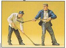 Bauarbeiter Preiser 63062 Spur 1 Maßstab 1:32 Zubehör OVP