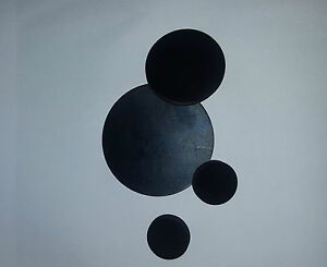 4 x Solid Nitrile Rubber NBR Discs - pick your own size - 6mm thick