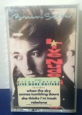 BRIAN SETZER Live Nude Guitars 1988 Album CASSETTE New & Sealed Stray Cats