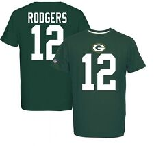 NFL Football T-Shirt GREEN BAY PACKERS Aaron Rodgers 12 Eligible Receiver Trikot