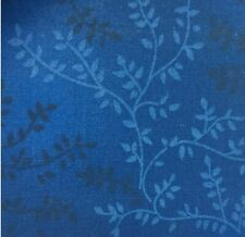 "Sale*108"" Wide Quilt Backing Fabric**Tonal Vineyard ROYAL BLUE*1/2 METRE LENGTHS"