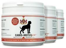 3 x Canis Motus forte Pulver - Glucosaminsulfat, Teufelskralle, MSM, Omega 3
