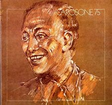 RENATO CAROSONE - Dal Vivo Dalla Bussola '75 1978 (Vinile=Mint) LP GATEFOLD Raro