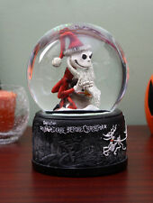 NECA Nightmare Before Christmas BEARD SANTA JACK Snow globe Waterball Burton NBX