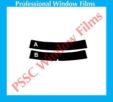 Skoda Fabia 5 Door 2000-2009 Pre Cut Window Tint/Window Film/Limo/Sun Strip
