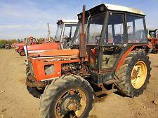 Zetor Parts Manual - 5011,6011, 6045, 7011 & 7045 Tractors