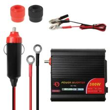 300W Power Inverter Converter DC 12V to 220V AC Cars Inverter with Car Adapter
