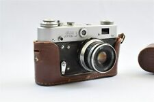Fed 3 (type B) with advance lever USSR Ukrainian 35mm film camera - For repair