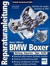 BMW BOXER R 1200 RS R GS Motoren Wartung Reparaturanleitung Reparaturbuch Buch