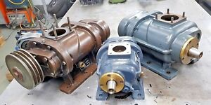HPC Kaeser Sigma Compressor Air End Pump Refurbishment