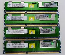 4x8GB  Proliant DL160  DL180 DL320 DL360 DL370 DL380  Memory HP 500205 Lot 289