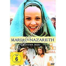 DVD: MARIA VON NAZARETH - Mutter Jesu - Die Geschichte der Jungfrau Maria *NEU*