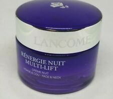 Lancome Renergie Nuit Multi-Lift Face & Neck 1.7 oz NEW