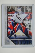 2005-06 05-06 Upper Deck Series 1 Young Guns #216 Henrik Lundqvist