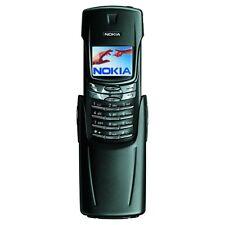 100% Original & Refurbished Nokia 8910i Black Titanium Unlocked Cellular Phone