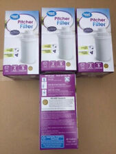 (Lot of 4) Great Value Pitcher Filter, designed to fit Brita & other brands New