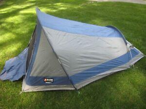 SIERRA DESIGNS HIKER / BIKER LIGHT WIEGHT 1-Person Tent CAMPING TRAVEL TENT NICE