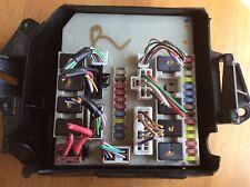 RENAULT CLIO MK3 MODUS  FUSE BOX