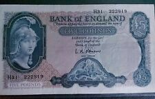 More details for l.k.o'brien old £5 note almost uncirculated