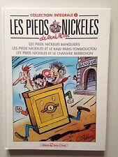 ALBUM LES LES PIEDS NICKELES VENTS D'OUEST / TOME 1