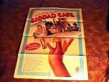 BAGDAD CAFE MOVIE POSTER '88 CULT CLASSIC