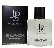 John Player Special Black. EDT 50 ml
