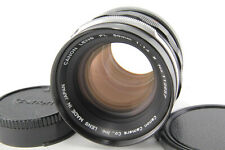 CANON FL 50mm f/1.4 II for Canon FL FD mount [Excellent] w/ Caps From Japan