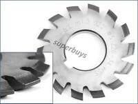 M1.5 No.5 20 Degree HSS Involute Module Gear Cutter Rack Milling Lathe Machine