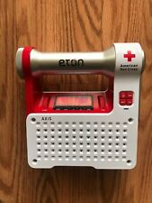 Eton American Red Cross Axis Self-Powered Safety Hub with Weather Radio and USB