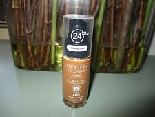 REVLON COLORSTAY FOUNDATION PUMP 400 CARAMEL NORMAL /DRY