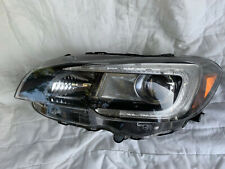 2015 2016 2017 Subaru Impreza WRX Left Hand Driver Side LED Head Light OEM