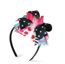 Mud Pie Baby ZEBRA BIG GIRL HEADBAND 190079 from the Wild Child Collection