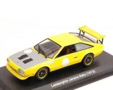 LAMBORGHINI JARAMA RALLY 1973 YELLOW WHITEBOX WB503 1/43 JAUNE GELB RALLYE
